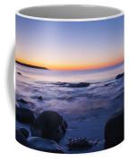 Blue Dawn Acadia National Park Coffee Mug