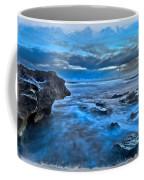 Blue Dawn Coffee Mug