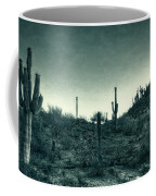 Blue Desert  Coffee Mug