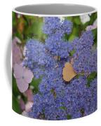 Blue Dot Coffee Mug