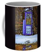 Blue Gate #24 Coffee Mug