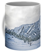 Blue Ice 1 Coffee Mug
