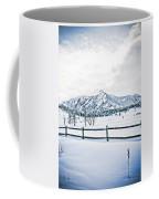 Blue Ice 3 Coffee Mug