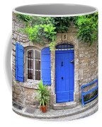 Blue In Provence France Coffee Mug
