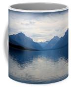 Blue Lake Mcdonald Coffee Mug