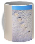Blue Line Coffee Mug
