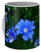 Blue Magic Coffee Mug by Byron Varvarigos