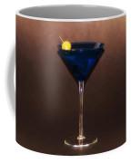 Blue Martini Coffee Mug