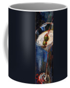 Blue Martini Coffee Mug