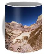Blue Mesa Landscape Coffee Mug