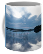 Blue Moment Coffee Mug