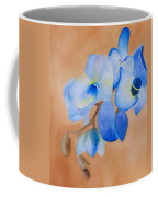 Blue Mystique Orchid Coffee Mug