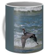 Blue On The Beach Coffee Mug