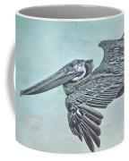 Blue Pelican Coffee Mug