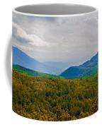 Blue Ridge Panorama Coffee Mug