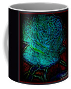 Blue Rose II Coffee Mug