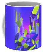 Blue Shift Coffee Mug
