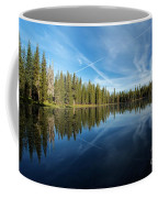 Blue Sky Art Coffee Mug