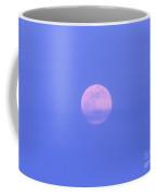 Blue Sky Moon Coffee Mug