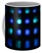 Blue Squares Coffee Mug