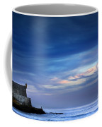 Blue Storm Coffee Mug by Carlos Caetano
