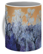 Blue Trees New Mexico Coffee Mug