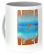 Blue Turner Walkabout Coffee Mug