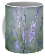 Blue Vervain Coffee Mug by Priska Wettstein