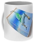 Blue Water Sailing Coffee Mug