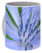 Blue Wild Flower Coffee Mug