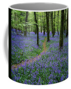 Bluebell Wood, Near Boyle, Co Coffee Mug