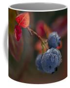 Blueberry Dewdrops Coffee Mug