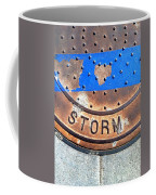 Bluer Sewer Two Coffee Mug