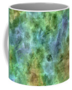 Bluetone Abstract Coffee Mug
