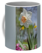 Blushing In The Garden Coffee Mug