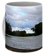 Blustery River  Coffee Mug