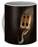 Boat - Block And Tackle II Coffee Mug