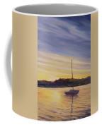 Boat At Rest Coffee Mug