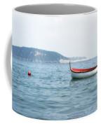 Boat In The Water Coffee Mug