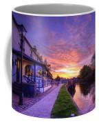 Boat Inn Sunrise 1.0 Coffee Mug