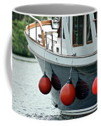Boat Time Coffee Mug