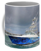 Boat Wrap On Cabo Coffee Mug