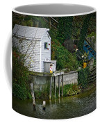 Boathouse Boy Fishing Coffee Mug