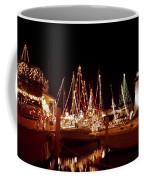 Boats Lighted Coffee Mug