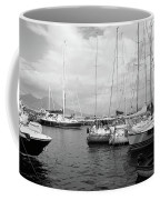 Boats Meeting Coffee Mug