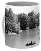 Boats On The Water Coffee Mug