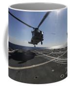 Boatswains Mate Signals The Pilots Coffee Mug