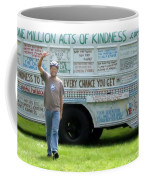 Bob And The Kindness Bus Coffee Mug
