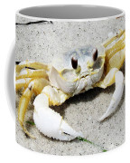 Boca Grande Crab Coffee Mug