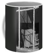 Bodi Ghost Town Window Coffee Mug